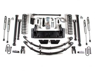 """8.5"""" 1987-2001 Jeep Cherokee XJ 4WD Long Arm Suspension Lift Kit by BDS Suspension"""