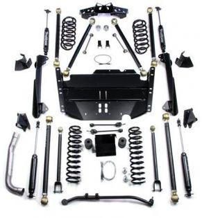 "4"" 2004-2006 Jeep Wrangler LJ 4WD Pro LCG Lift Kit by Teraflex"
