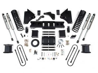 """6"""" 2013-2018 Dodge Ram 3500 Diesel (w/Rear Air-Ride) 4WD Lift Kit by BDS Suspension"""