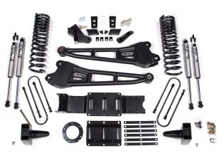 "5.5"" 2019-2021 Dodge Ram 3500 4WD (Gas Models) Radius Arm Lift Kit by BDS Suspension"