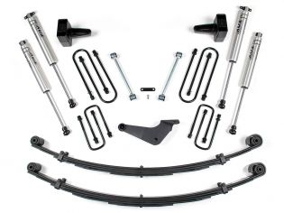 """4"""" 2000-2005 Ford Excursion 4WD Lift Kit by BDS Suspension"""