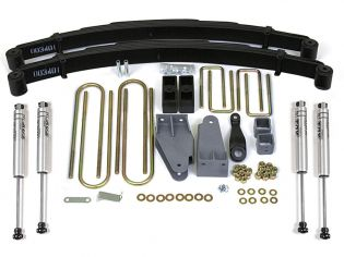 """4"""" 1980-1996 Ford F250 4WD Lift Kit by BDS Suspension"""
