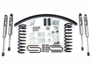 """3"""" 1984-2001 Jeep Cherokee XJ 4WD Suspension Lift Kit by BDS Suspension"""