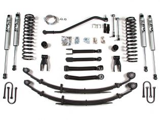 """4.5"""" 1984-2001 Jeep Cherokee XJ 4WD Short Arm Suspension Lift Kit by BDS Suspension"""