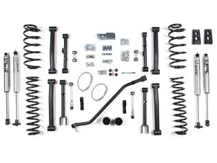 """4.5"""" 1993-1998 Jeep Grand Cherokee 4WD Lift Kit by BDS Suspension"""