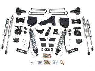 """4"""" 2011-2016 Ford F250/F350 Super Duty 4WD (Diesel models) Fox Coilover Lift Kit by BDS Suspension"""