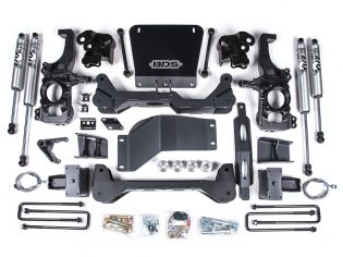 "5"" 2020 Chevy Silverado 2500HD/3500HD 4WD Lift Kit by BDS Suspension"