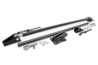 """Titan 2004-2015 Nissan w/ 0-7.5"""" Lift - Rear Traction Bars by Rough Country"""
