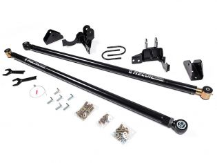 """F250/F350 1999-2016 Ford  4WD (w/ 0-6"""" Lift) - Rear Recoil Traction Bar System by BDS Suspension"""