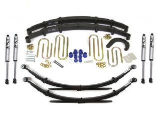 """6"""" 1977-1987 Chevy 1/2 Ton Suburban 4WD Lift Kit by BDS Suspension"""