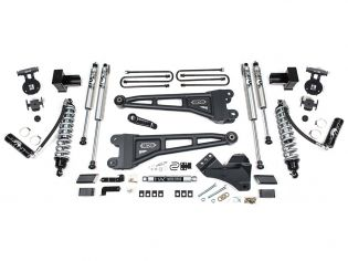 """4"""" 2020-2021 Ford F250/F350 4WD (w/diesel engine) Fox CoilOver Radius Arm Lift Kit by BDS Suspension"""
