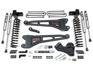"""4"""" 2020-2021 Ford F250/F350 4WD Radius Arm Lift Kit by BDS Suspension"""