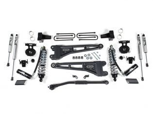 """2.5"""" 2020-2021 Ford F250/F350 4WD (w/diesel engine) Fox CoilOver Radius Arm Lift Kit by BDS Suspension"""