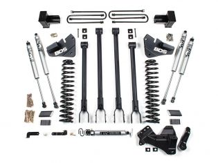 """4"""" 2020-2021 Ford F250/F350 4WD 4-Link Arm Lift Kit by BDS Suspension"""