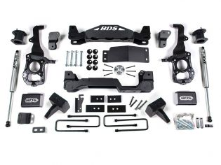 "4"" 2021 Ford F150 4WD Lift Kit by BDS Suspension"