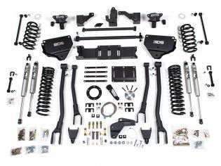 "8"" 2014-2018 Dodge Ram 2500 4WD (w/diesel engine) 4-Link Lift Kit by BDS Suspension"