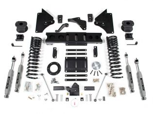 """6"""" 2014-2018 Dodge Ram 2500 4wd (w/diesel engine and factory air ride) Lift Kit by BDS Suspension"""