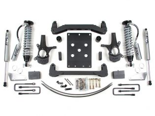 "6"" 2007-2013 Chevy Silverado 1500 2WD Fox Coil Over Lift Kit by BDS Suspension"