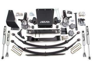 "6.5"" 1999-2006 Chevy Silverado 1500 4WD High Clearance Lift Kit by BDS Suspension"