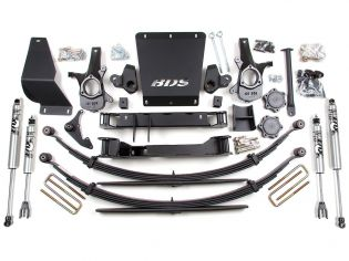 """4.5"""" 1999-2006 GMC Sierra 1500 4WD High Clearance Lift Kit by BDS Suspension"""