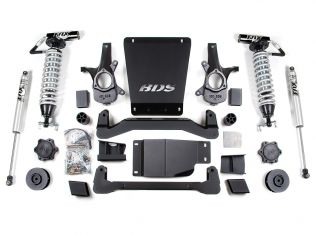 """4"""" 2007-2014 Chevy Tahoe 4WD - Fox CoilOver Lift Kit by BDS Suspension"""