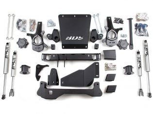 """4.5"""" 2000-2006 Chevy Avalanche 1500 4WD High Clearance Lift Kit by BDS Suspension"""