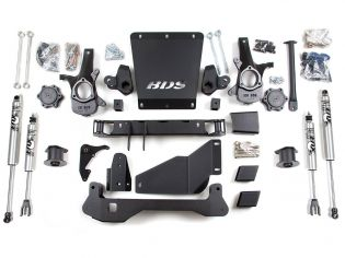 """4.5"""" 2001-2006 Cadillac Escalade AWD High Clearance Lift Kit by BDS Suspension"""