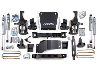 """6.5"""" 2011-2019 GMC Sierra 2500HD/3500HD 4WD & 2WD Lift Kit by BDS Suspension"""