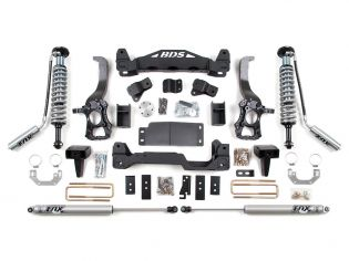 "6"" 2009-2013 Ford F150 4WD Fox CoilOver Lift Kit by BDS Suspension"