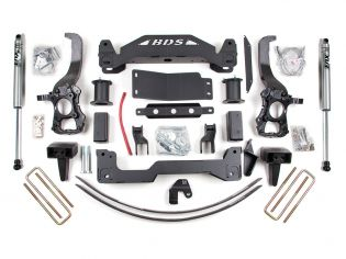 "6"" 2004-2008 Ford F150 4WD IFS Lift Kit by BDS Suspension"
