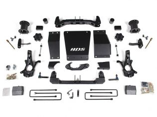 "6"" 2014-2018 GMC Denali 1500 4WD Lift Kit by BDS Suspension"