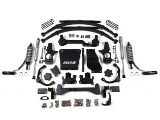 "6.5"" 2001-2010 Chevy Silverado 2500HD/3500 4WD - Fox Coil-Over Lift Kit by BDS Suspension"