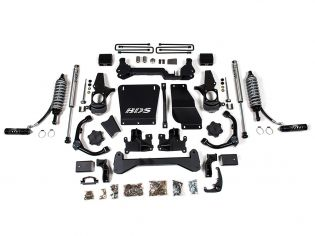 "4.5"" 2001-2010 GMC Sierra 2500HD/3500 4WD - Fox Coil-Over Lift Kit by BDS Suspension"