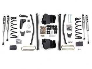 "6"" 2009-2012 Dodge Ram 3500 4WD Long Arm Lift Kit by BDS Suspension"