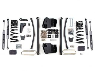 "8"" 2009-2012 Dodge Ram 3500 (w/diesel engine) 4WD High Clearance Lift Kit by BDS Suspension"