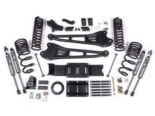 "4"" 2019-2021 Dodge Ram 2500 4WD (w/Diesel Engine) Lift Kit by BDS Suspension"