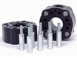 """3"""" 2007-2014 Toyota Sequoia Front Leveling Kit by Daystar"""