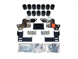 "Avalanche 1500 2002 Chevy 3"" Body Lift Kit by Daystar"