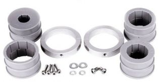 Pro Mount Universal Roll Bar Mounting Kit by Daystar