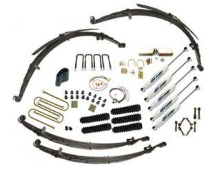 "4"" 1974-1993 Dodge Ramcharger/Trailduster 4WD Premium Lift Kit  by Jack-It"