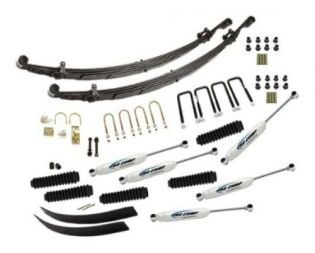"""2.5"""" 1974-1993 Dodge Ramcharger/Trailduster 4WD Deluxe Lift Kit by Jack-It"""