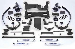 "8"" 2001-2006 GMC Sierra 3500 4WD Performance Lift Kit by Fabtech"