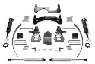 "6"" 2014-2018 Chevy Silverado 1500 4WD (w/aluminum or stamped steel factory arms) Performance Lift Kit by Fabtech"