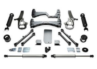 "6"" 2019-2021 Dodge Ram 1500 4WD Performance Lift Kit by Fabtech"