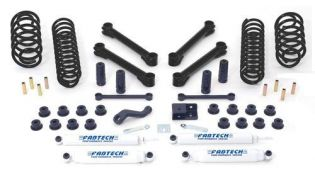 "4"" 1997-2006 Jeep Wrangler TJ/LJ 4WD Basic Lift Kit by Fabtech"