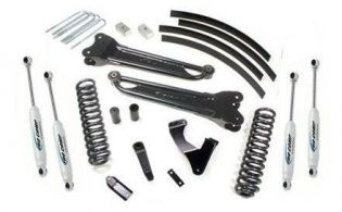 """8"""" 2011-2016 Ford F250 4WD (w/diesel engine) Stage II Lift Kit by Pro Comp"""
