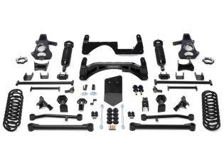 """6"""" 2007-2014 GMC Yukon XL 1500 4WD w/o AutoRide Perf. Lift Kit by Fabtech"""