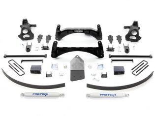 "6"" 2007-2013 Chevy Silverado 1500 2WD Basic Lift Kit by Fabtech"