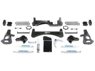 "6"" 2001-2010 Chevy Silverado 2500HD 4WD RTS Lift Kit by Fabtech"