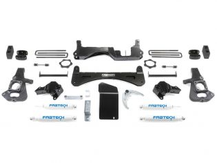 "6"" 2001-2010 GMC Sierra 2500HD 4WD RTS Lift Kit by Fabtech"